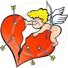 upset cupid